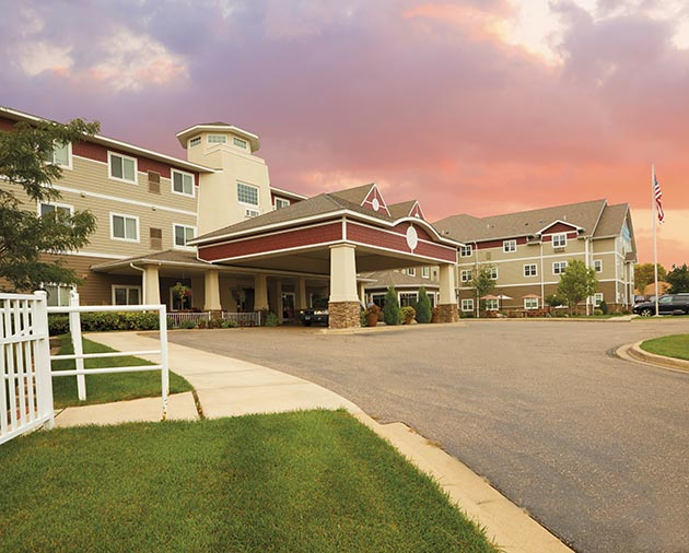 New Perspective Senior Living in Waconia.