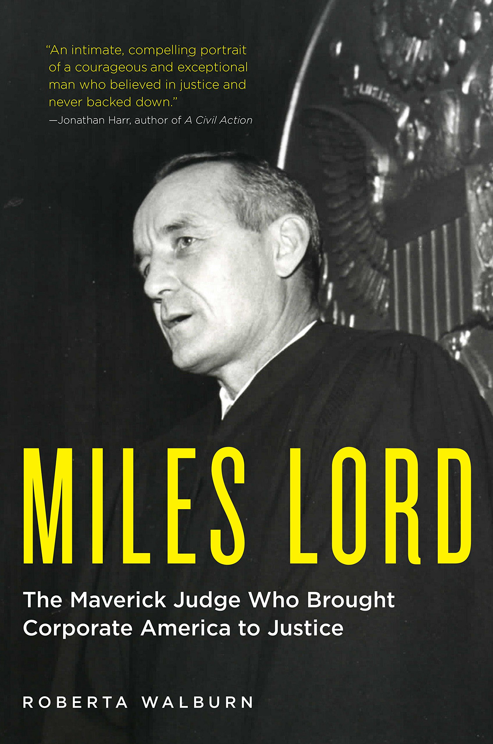 Miles Lord book