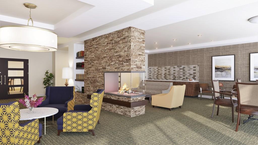 Havenwood lobby