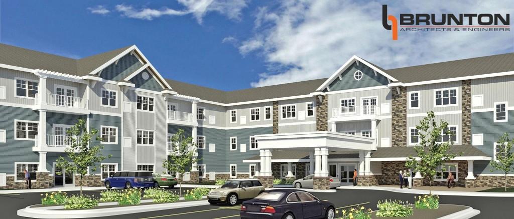 Havenwood exterior (artist rendering)