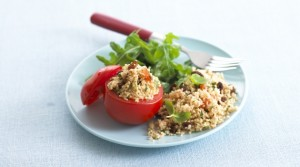 Tomato and Couscous Salad