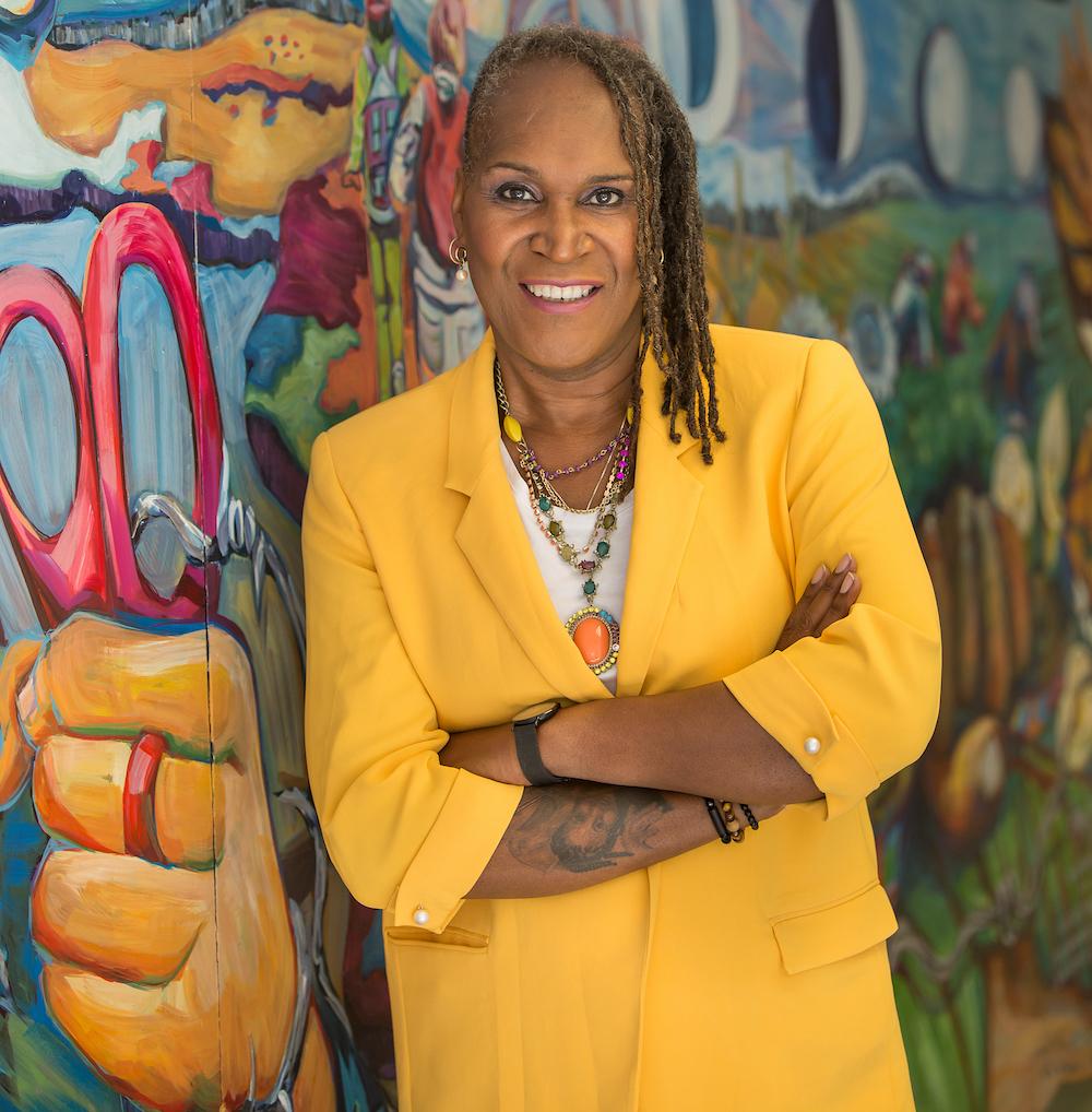 Andrea Jenkins. Photo by Tracy Walsh