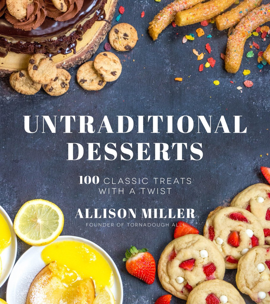 Untraditional Desserts cover