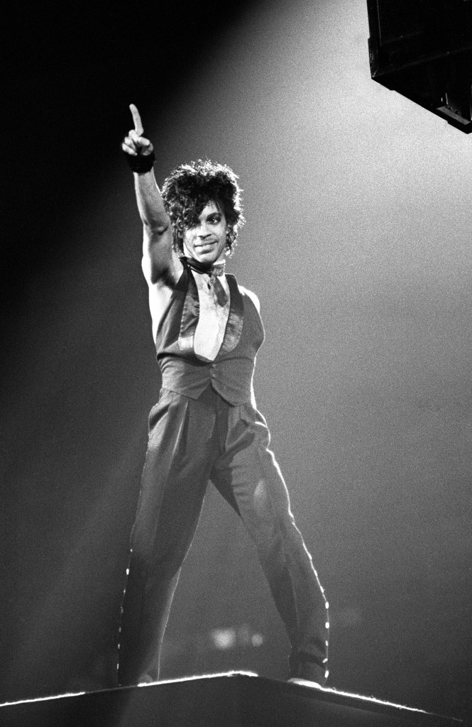 Prince at First Avenue